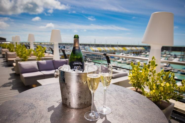 Brighton marina Restaurants, Bottomless Brunch over Brighton Marina