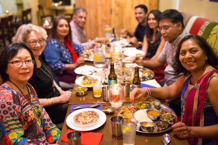 Indian restaurant Brighton