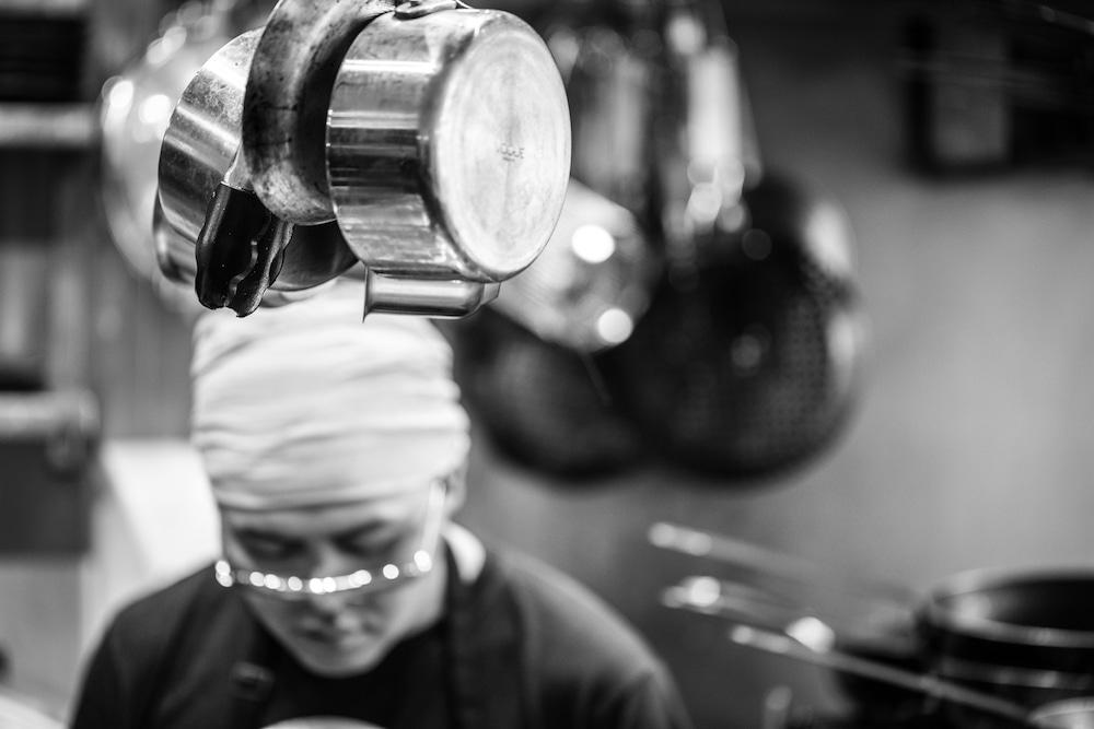 Chef at Kujira Brighton