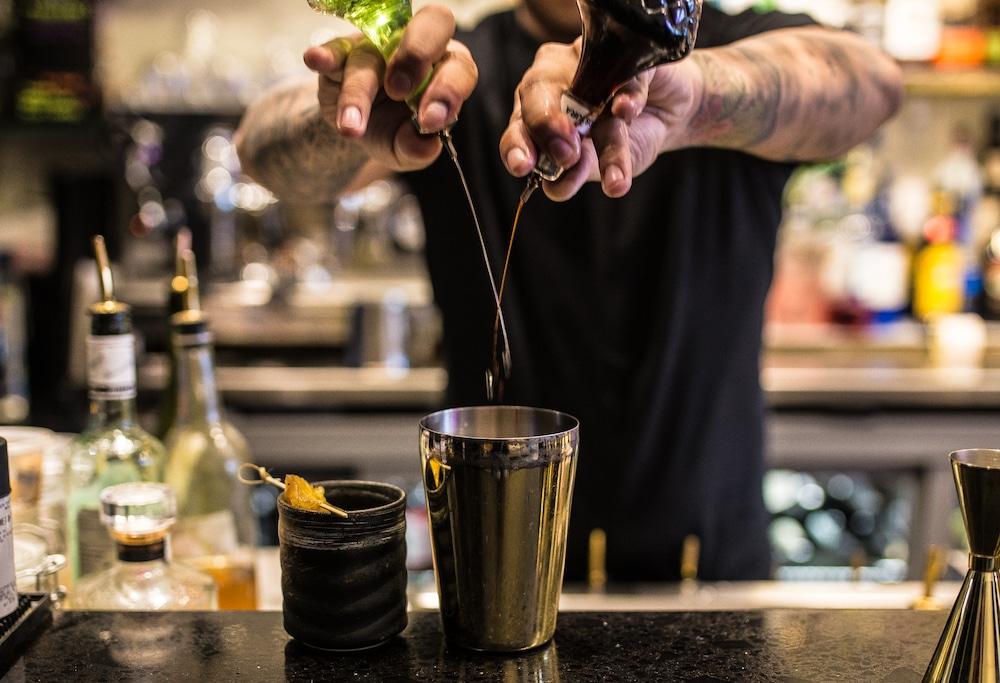 Cocktail in Brighton - Kujria