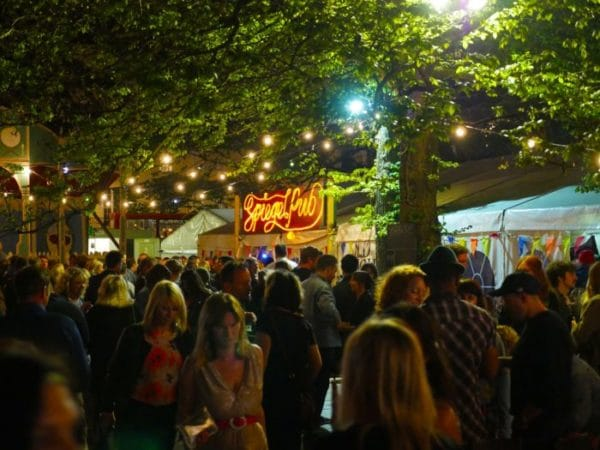 The Spigeltent Brighton - Brighton Festival