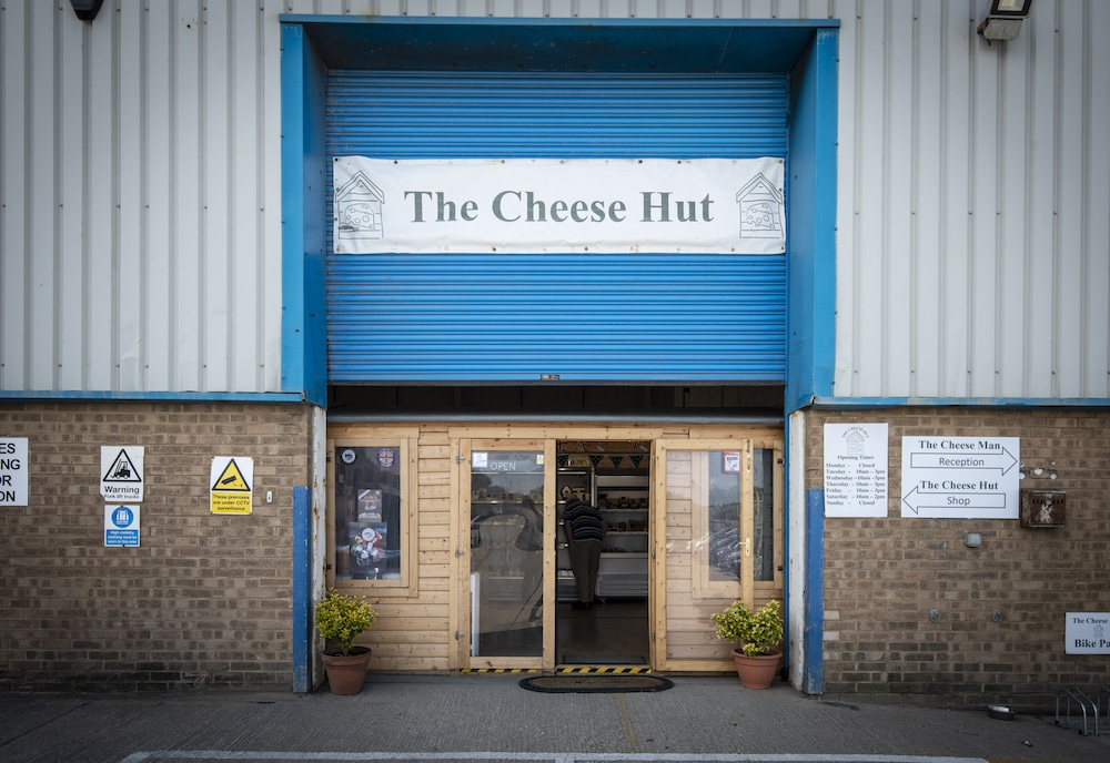 The Cheese Hut Brighton