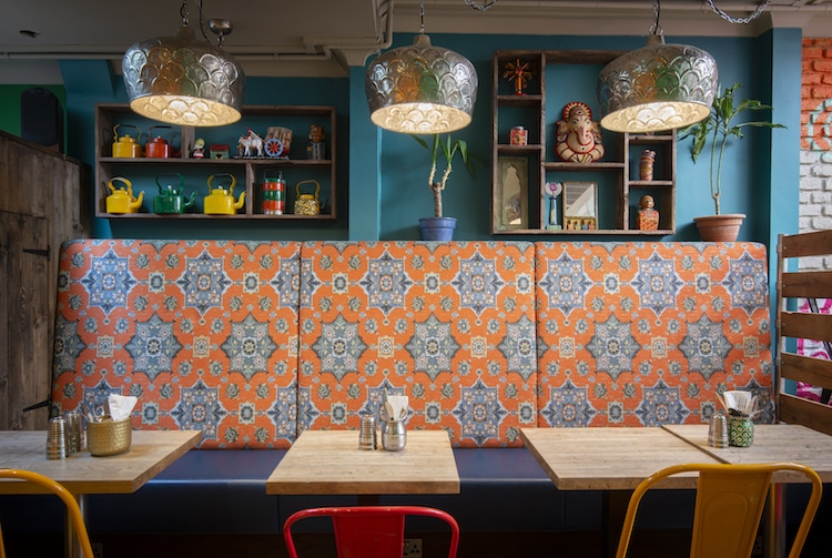 Curry Leaf Cafe Brighton South Indian Street Food Award