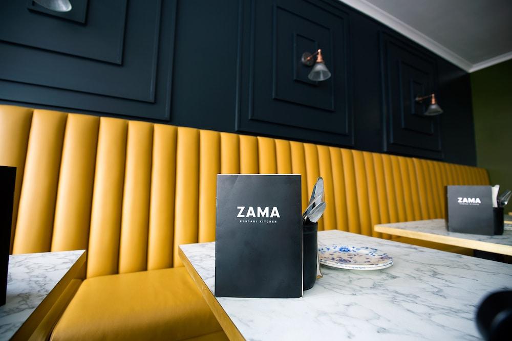 Zama restaurant Hove
