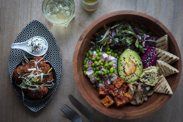 vegetarian restaurant brighton