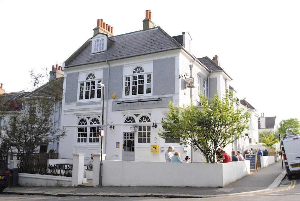 The Cleveland Arms Brighton review