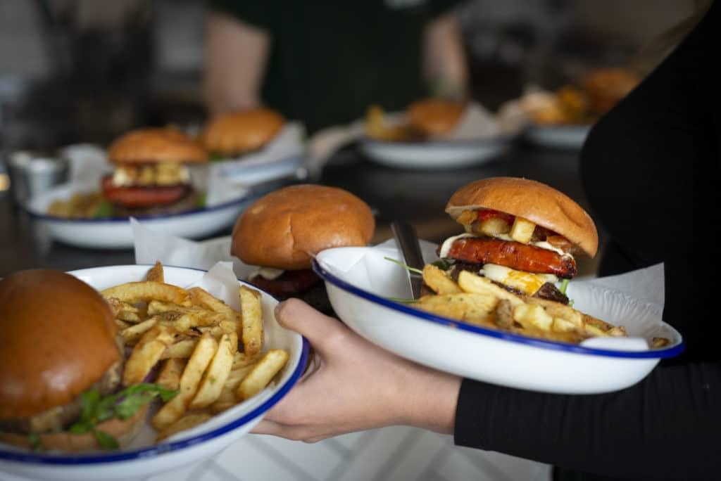 Honest Burger Brighton