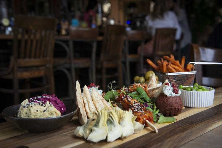 vegan restaurants Brighton Hove