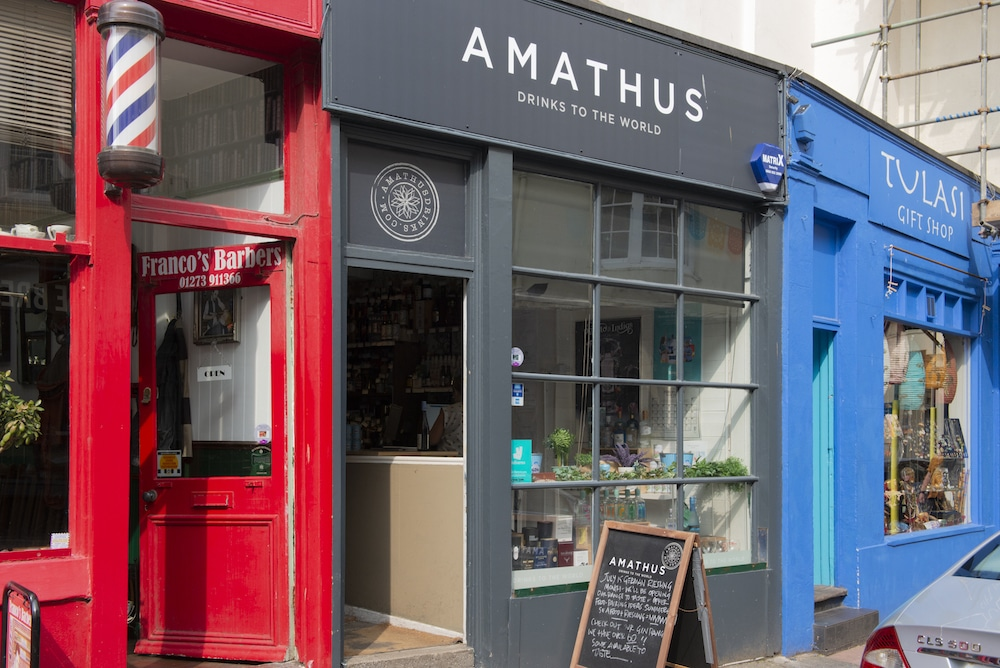 Amathus Drinks Brighton