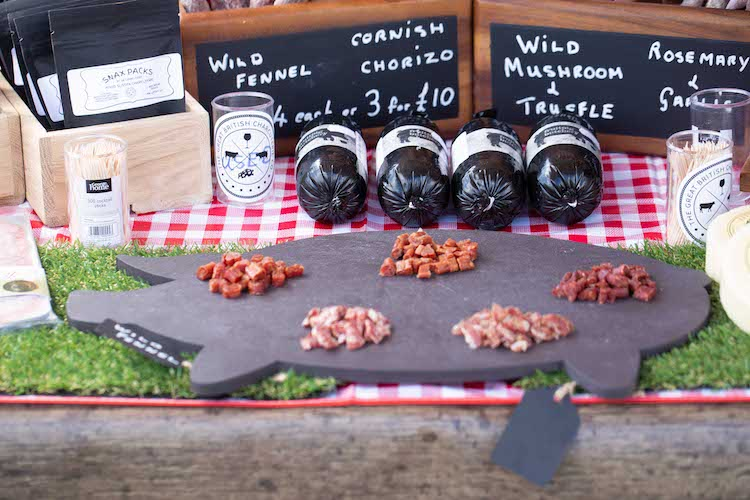 Brighton Marina Food Festival