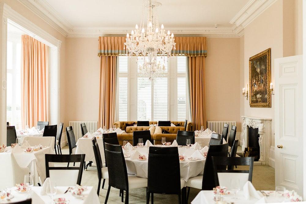 Restaurant Interlude - Leonardslee Gardens