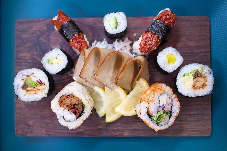 Best restaurants Brighton Moshimo