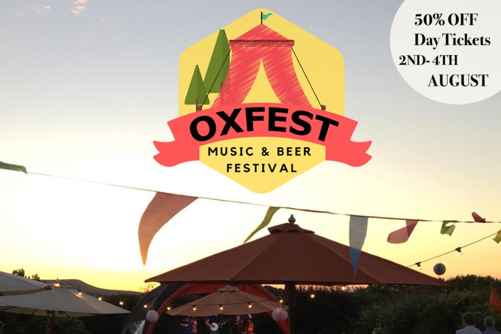 Oxfest music and beer festival