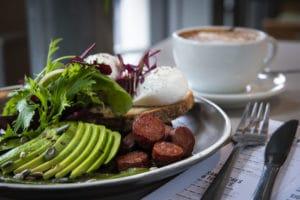 Breakfast Brighton at Small Batch Coffee Norforlk Square