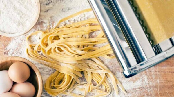 how to make pasta