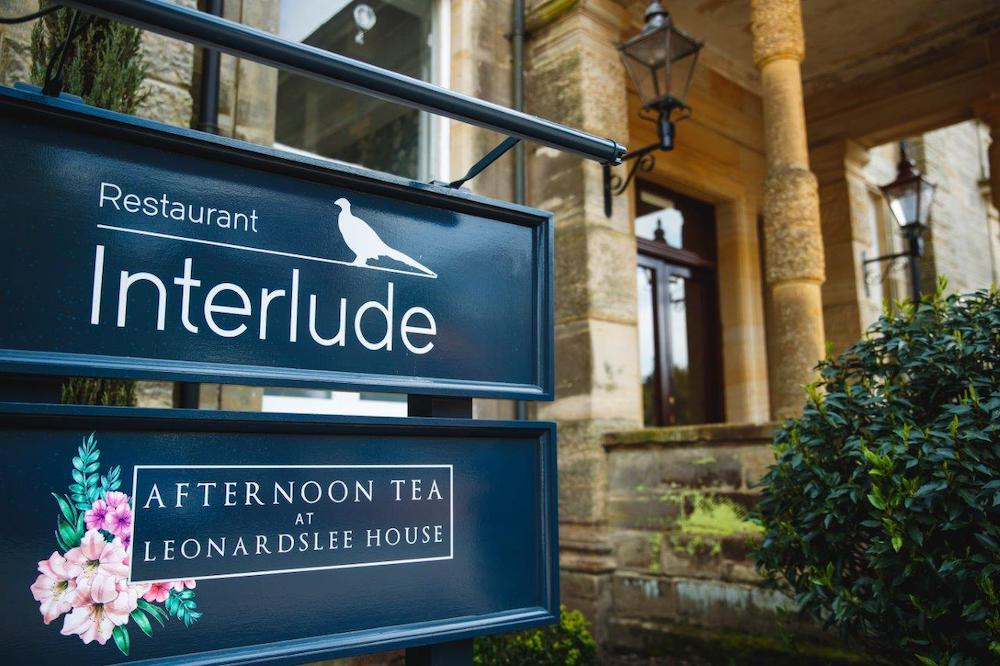 Restaurant Interlude - Jean Delport