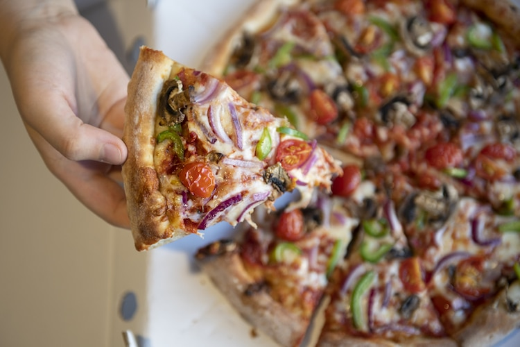 Cheap restaurants Brighton Dodo Pizza Brighton