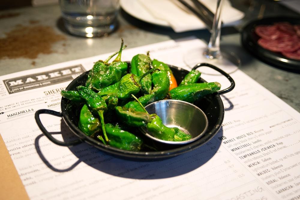 Market Restaurant - Vegan tapas in Brighon