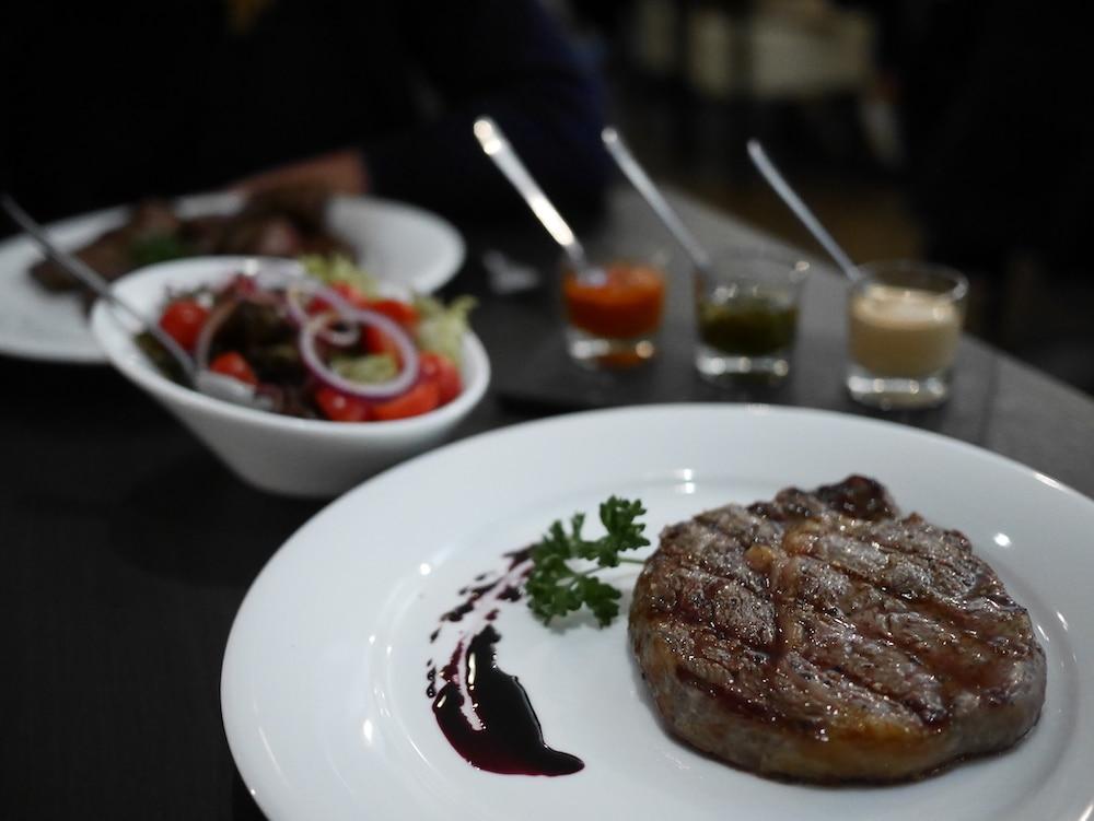 Argentinian Steak Brighton