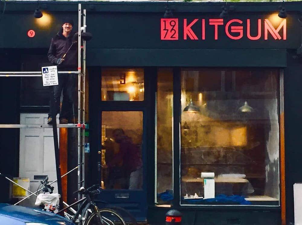 Kitgum Kitchen Restaurant Brighton
