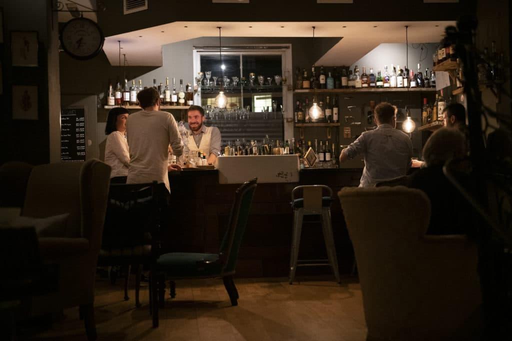 Seven Dials Bar, L'Atelier Du Vin