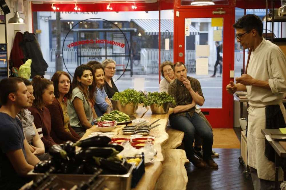 Things to do in Brighton, Brighton Cookery School