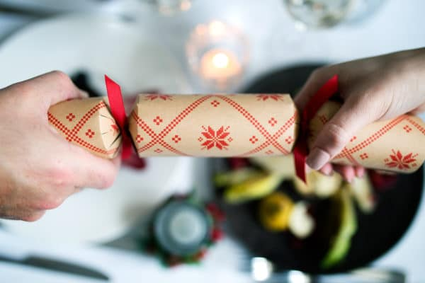 Christmas Crackers, Christmas Dinner at Drakes of Brighton
