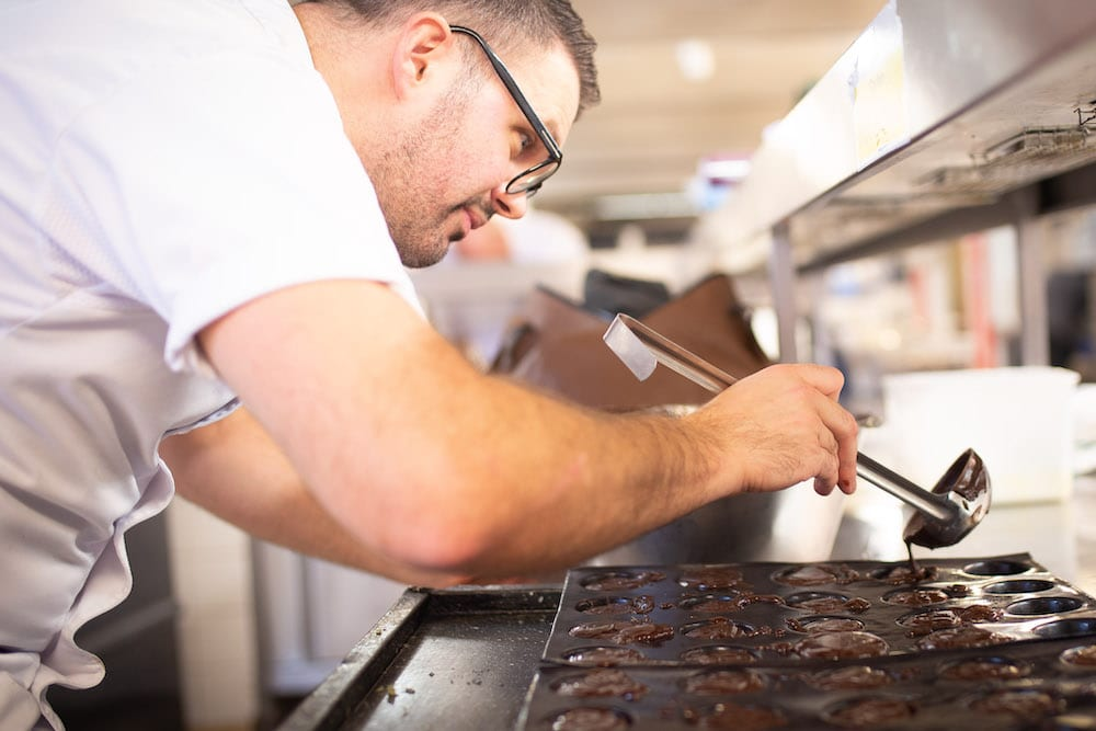Kenny Tutt, Brighton chefs Table and Pitch