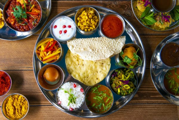 Small Plates Curry Selection