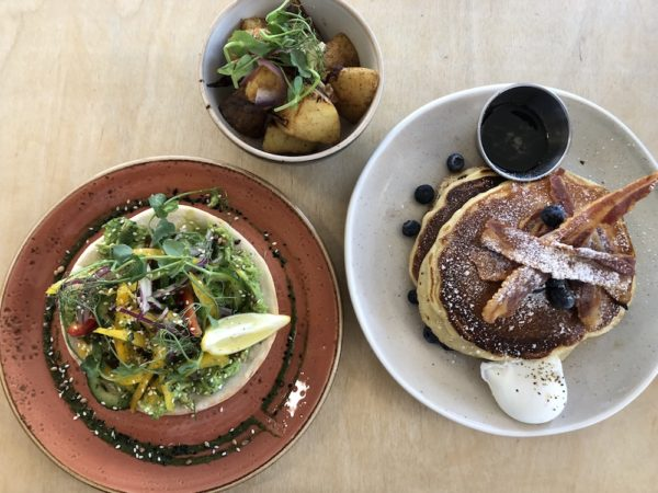 Starfish and Coffee Brunch Review