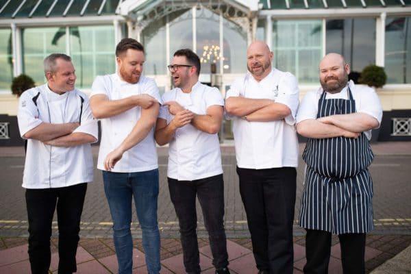 Top Brighton Chefs at The Grand