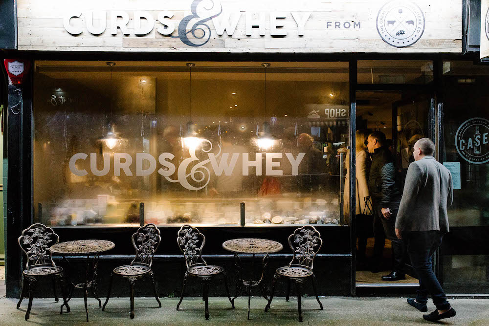 Curds and Whey - Hove