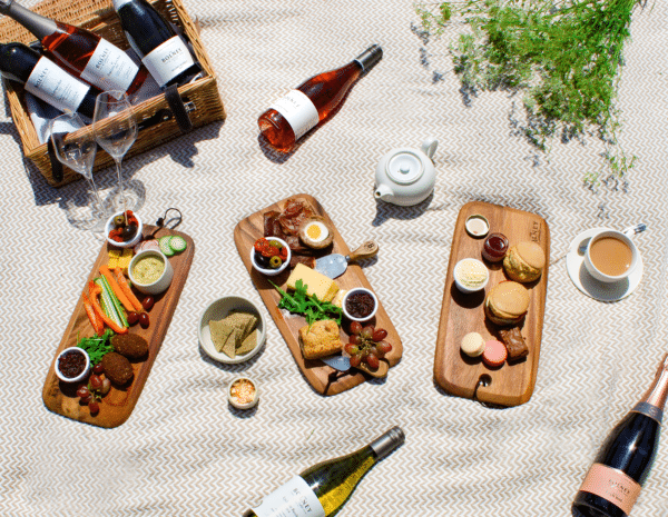 Bolney Wine Estate picnic boxes