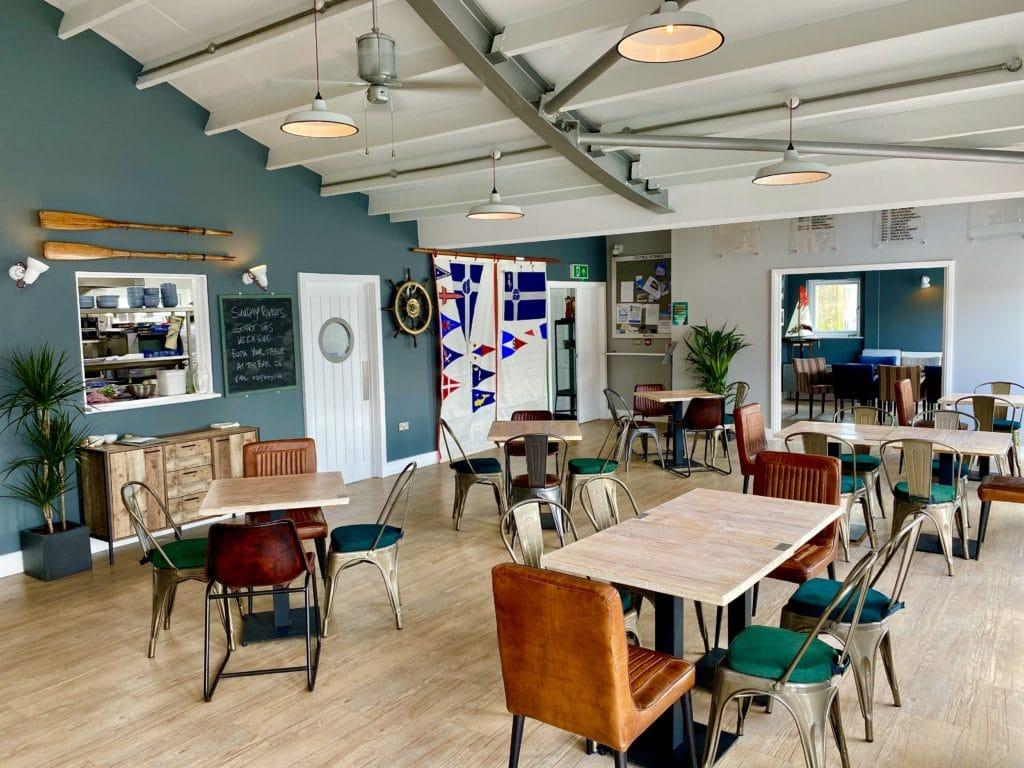 The Watershed Brighton marina club house