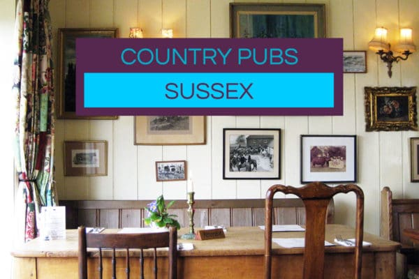 Country pubs Sussex