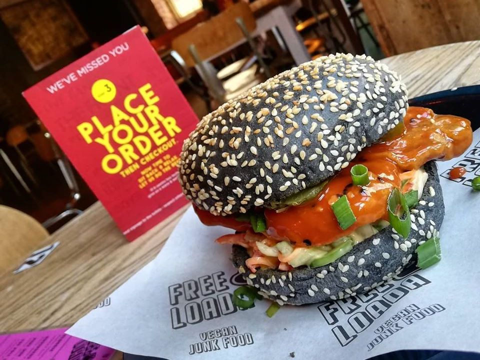 Freeloada burger