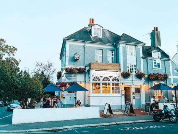 The Cleveland Arms review