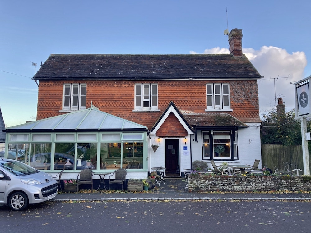 The Crown Inn review
