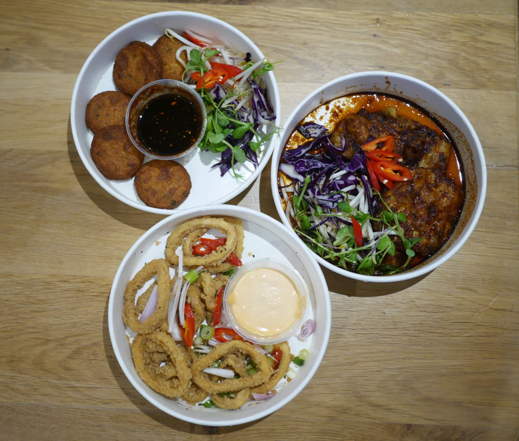 Longrain Thai takeaway review
