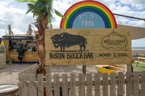 Bison Beach Bar