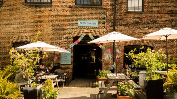 The Needlemakers Cafe- Roundhill
