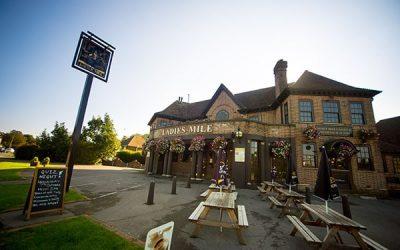The Ladies Mile, pub, Patcham