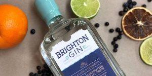 Brighton Gin photo credit Brighton Gin