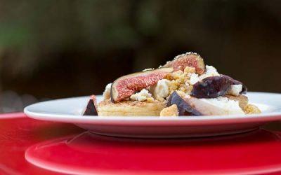 Figs, Goats Cheese - The Cherry Tree Brighton, Brighton Marina