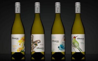 Albourne Estate wine