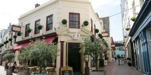 Donatello's Brighton