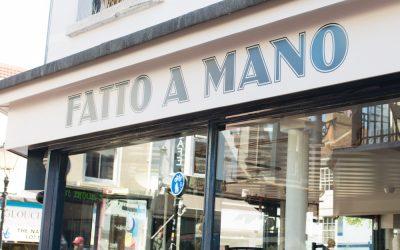 Lunch in Brighton - Fatto A Mano North Laine