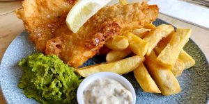 Fish and Chips Brighton - The Independant