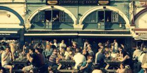 Brighton seafront bar