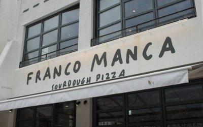 Lunch in Brighton - Franco Manca best budget bites brighton restaurant awards BRAVO